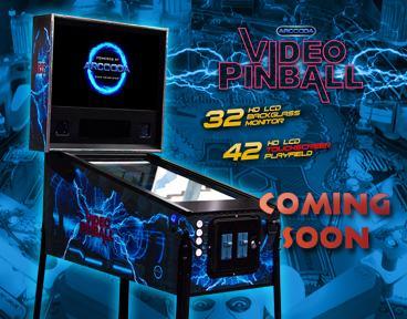 Arcooda Video Pinball