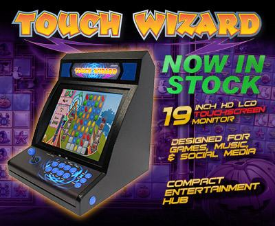 Touch Wizard In Stock