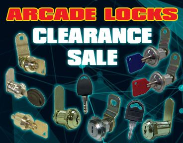 ARCADE LOCK CLEARANCE SALE