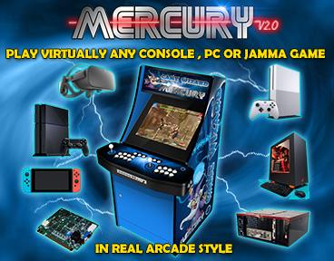 GAME WIZARD MERCURY V2.0
