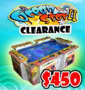 Ocean Star 2 Clearance