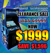 Game Wizard Android  Seconds Clearance