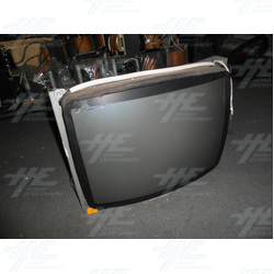 1 x 20 inch Microtouch Monitor for $20