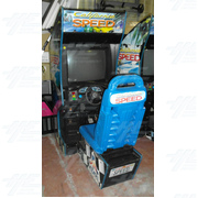 California Speed Arcade Machine - Buy One Get One Free