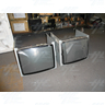 2 x 19 inch Wells Gardner Monitors