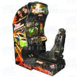 fast and furious arcade machine for sale