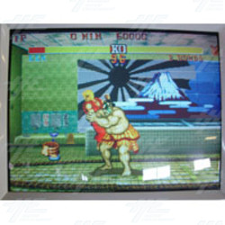Street Fighter Combo Arcade Machines