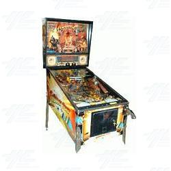 Indiana Jones Pinball Machine Wanted