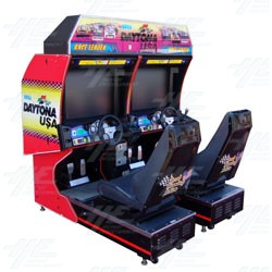 Daytona Arcade Machine for Sale Sega USA Original