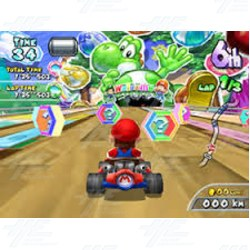 English Version Mario Kart Arcade GP 2 Arcade Machine Now Available!