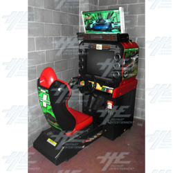 Final Clearance On Wangan Midnight Maximum Tune 3DX Plus Arcade Machines - Save Over $1500!