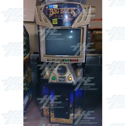 Latest Bulk Offer: 3 x Big Buck Hunter Pro Arcade Machines for $995