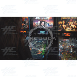 Arcooda Video Pinball Beta @ MCE 2017 & Giveaway!