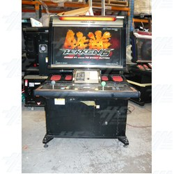 Namco Noir Cabinets