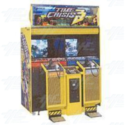 Sold Out - Time Crisis III and Warzaid 4 Player