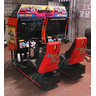 Daytona USA Arcade Machine and Parts Clearance