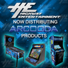 Highway Entertainment Distributing Arcooda Arcade Machines