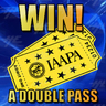 Win two free tickets into IAAPA 2016