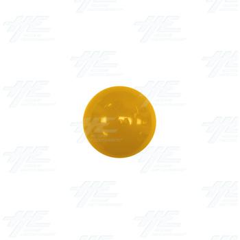 Arcade Joystick Ball Top - Yellow