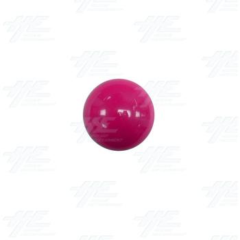 Arcade Joystick Ball Top - Dark Pink