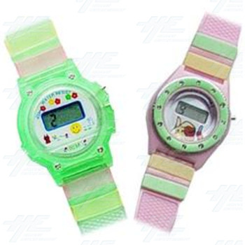 Kid's Cartoon Watches - Assorted (51pcs)