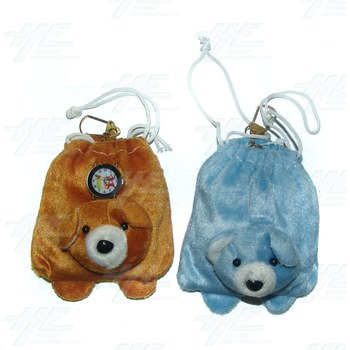 Plush Coin Bags (10pcs)