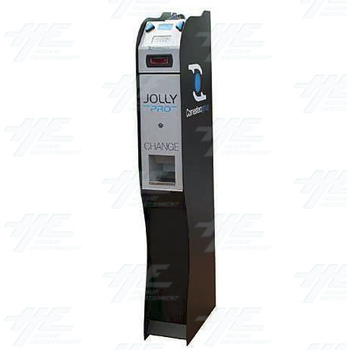 Change Machine With NV10 Bill Validator and RM5 HD Coin Validator