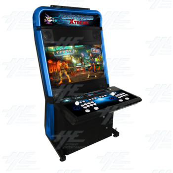 Xtreme Game Wizard (Blue) Arcade Machine