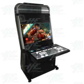 Game Wizard Xtreme Grey Version Arcade Machine