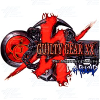 Guilty Gear XX #Reload Software (GD-ROM & IC)