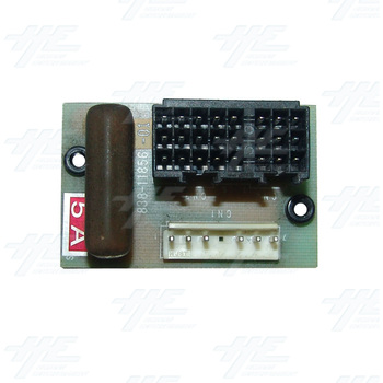 Derby Owners Club - Connect Board w/ Fuse and Cover - 838-11856-01