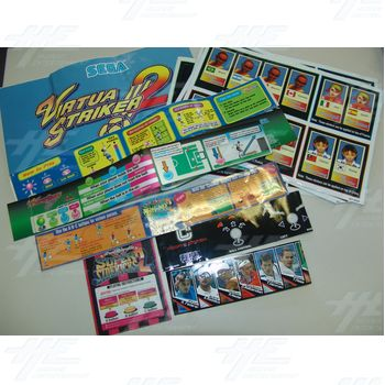 Sports Games Assorted Set 1