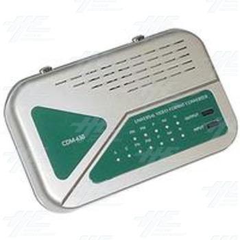 NTSC / PAL Universal Digital Video Format Converter / Convertor (CDM-630)