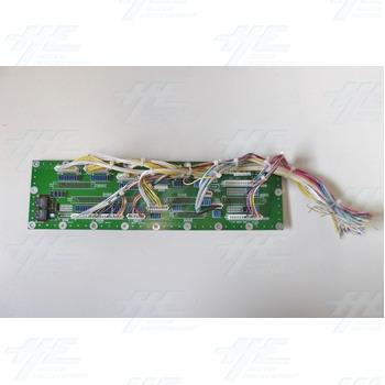 Sega Arcade Model 2A Filter Board