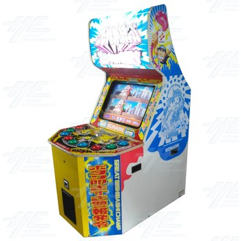 Great Bishi Bashi Champ Arcade Machine