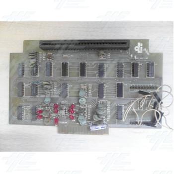 Early Pinball Display PCB-9-14B