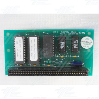 Mad Dog Lost Gold RAM / ROM PCB