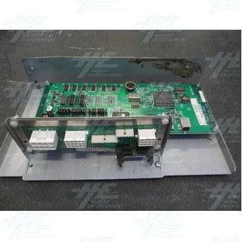 Namco ASCA-3A PCB and Namco ASCA-1B PCB