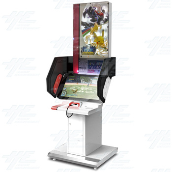 Pokken Tournament Arcade Machine