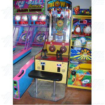 Heat Wave 2-Player Water Race Arcade Machine