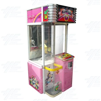 W & P Catcher - Special Super Claw Crane Machine