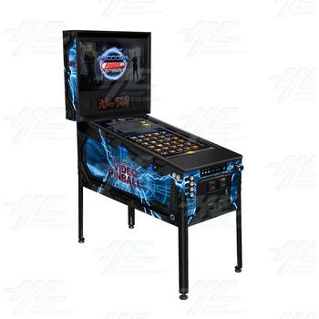Arcooda Pinball Standard + Arcooda Pinball Arcade Software + Timeshock Arcade Edition Software