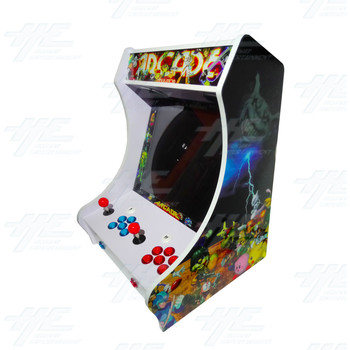 Arcade 2 Player Desktop Arcade Machine