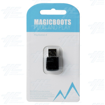 MagicBoots FPS Adapter Joystick Converter for PS4