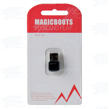 MagicBoots FPS Adapter Joystick Converter for XBOX 360