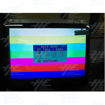 27 inch CRT Monitor for Arcade Machine