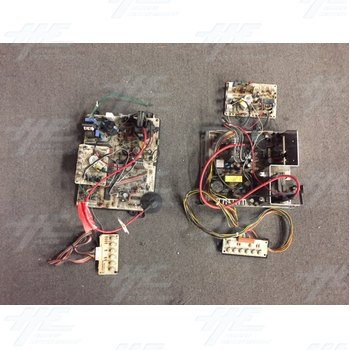 Assorted Chassis Boards (2x Boards)
