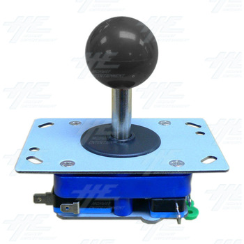 Black Ball Top Joystick for Arcade Machine (Zippy Styled)