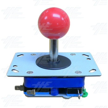 Pink Ball Top Joystick for Arcade Machine (Zippy Styled)