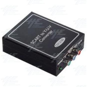 SCART to Y-U-V Converter (CSY-2100)